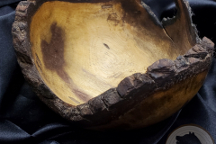 Persimmon Live Edge Bowl Image 2